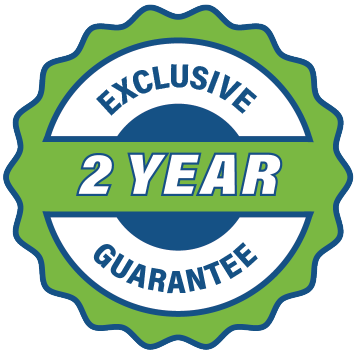 Bio-Shield - Exclusive 2 Year Guarantee for Roof Cleaning